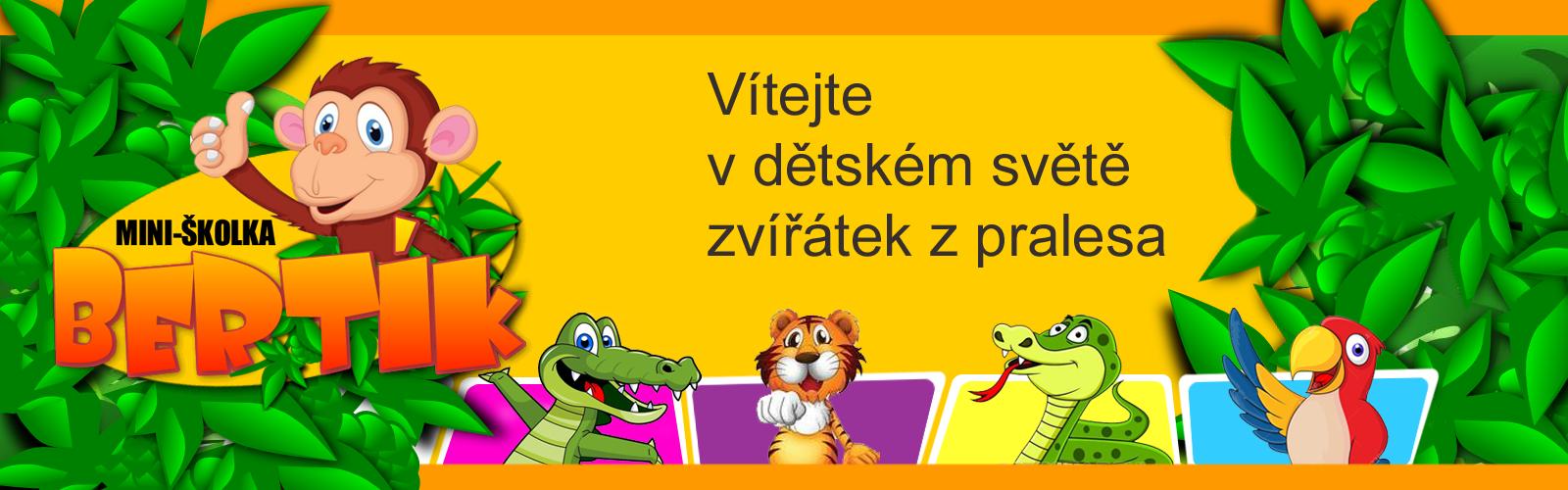 Mini-školka BERTÍK